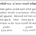 Gujarat Agricultural University 257 Clerk Recruitment Exam Call Letter Declared