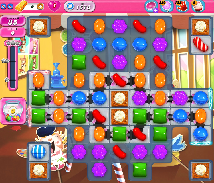 Candy Crush Saga 1576