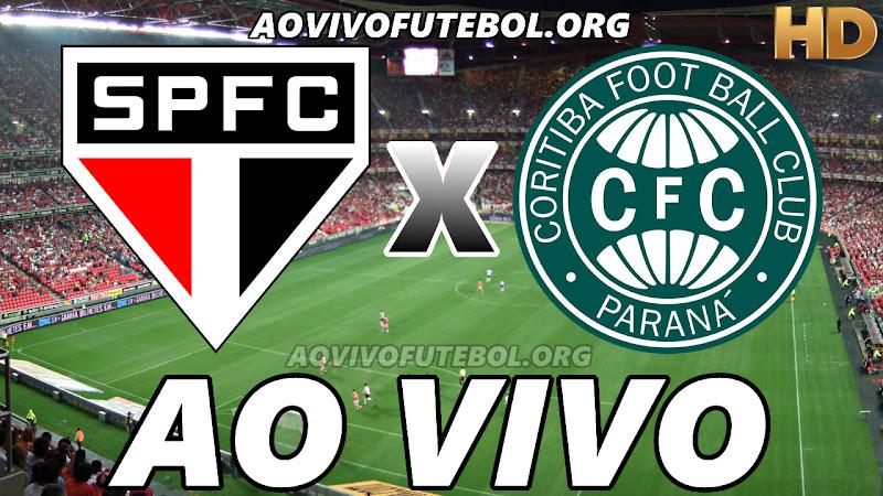São Paulo x Coritiba Ao Vivo Hoje em HD