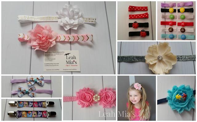 Leah Mia's Clips & Accessories