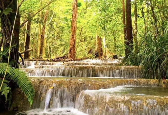 Be amazed with the beauty of Enchanting Kaparkan Falls in Abra