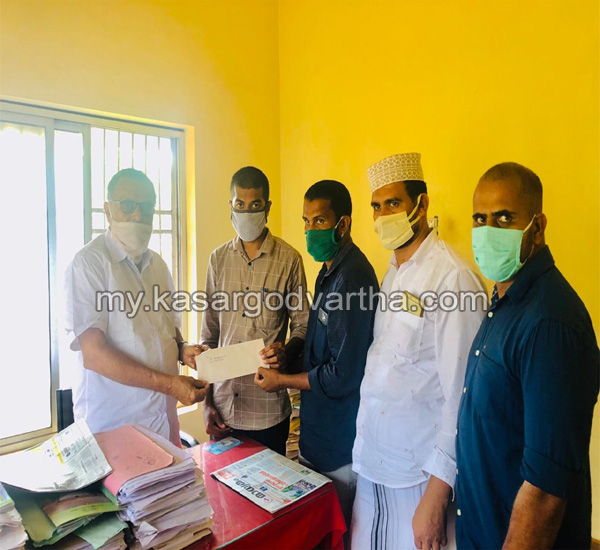 Kerala, News, Memorandum submitted to MP, MLA, CollPanchayat president with demands repair Parappa Roadector,