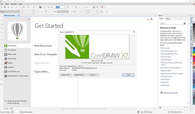 Download CorelDRAW Graphics Suite X7 Full Version Terbaru [32/64Bit]