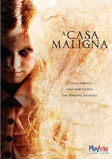 Assistir A Casa Maligna – Dublado – Online 2015