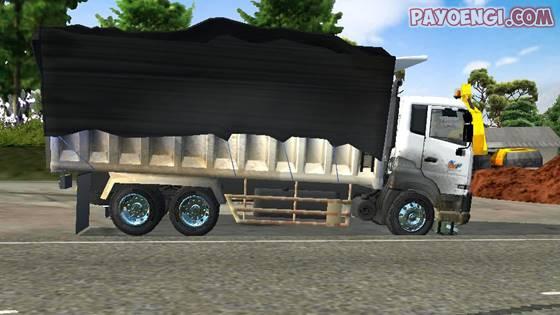 mod bussid truck ud quester dump