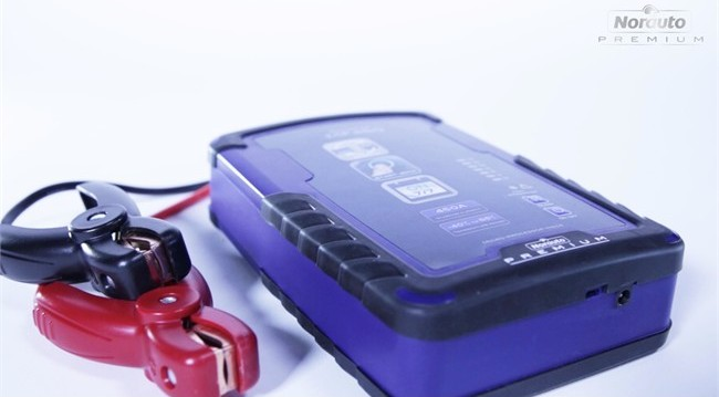 Le blog de norauto beynost nouveau et innovant le booster sans charge mf450 de norauto premium - Booster batterie norauto ...