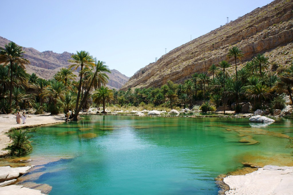 Natural Resources Found In Oman