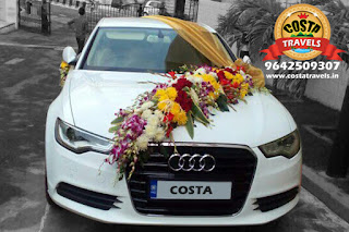 luxury wedding cars Audi