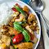 Thai Mango Chicken Stir Fry Recipe