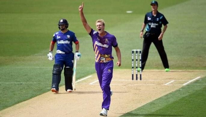 La Nuova Zelanda sceglie Kyle Jamieson come sostituto dell'infortunato Lockie Ferguson