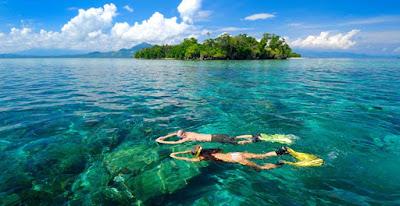 jangan lewatkan liburan di Pulau Tumbak Pulau Tumbak, Surga Pulau Kecil di Timur Indonesia