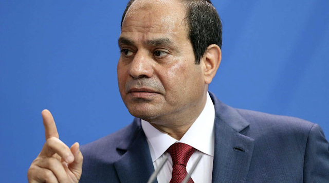 Egypt's president accused of fat-shaming in obesity rant