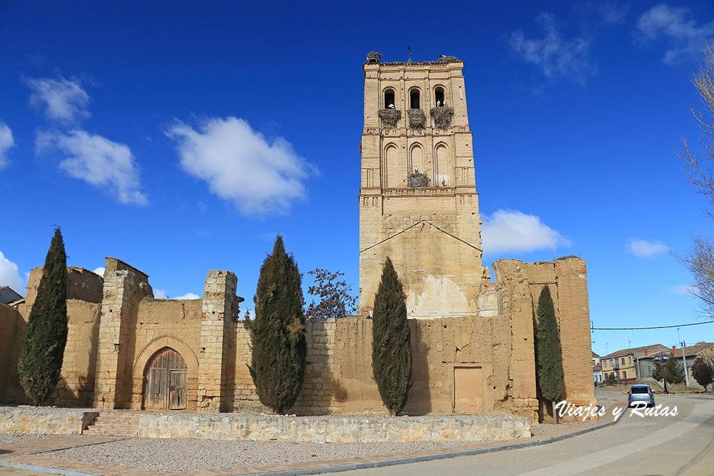 Iglesia de San Martín de Becerril de Campos