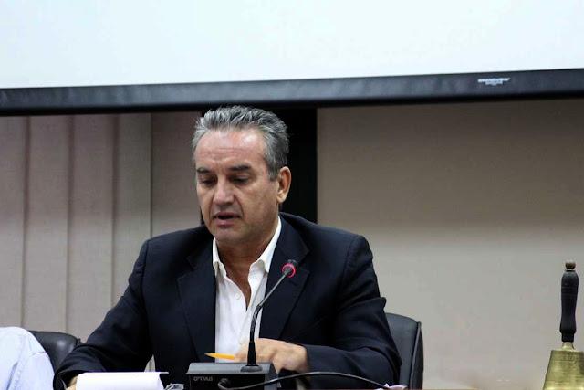 Θεσπρωτία; Ο δήμαρχος Φιλιατών Σπύρος Παππάς αντιπρόεδρος στην Περιφερειακή Ένωση Δήμων Ηπείρου