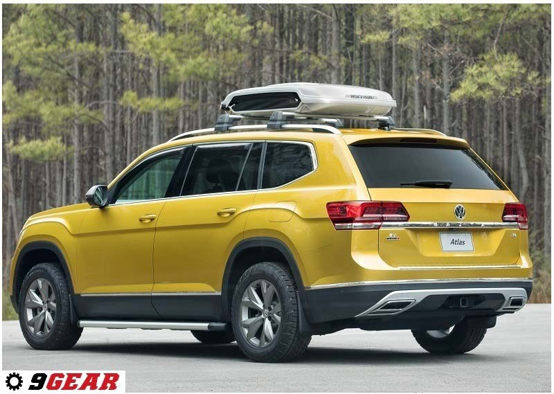 2018 VW Atlas Weekend Edition pays homage to Volkswagen's go-anywhere spirit | Car Reviews | New ...