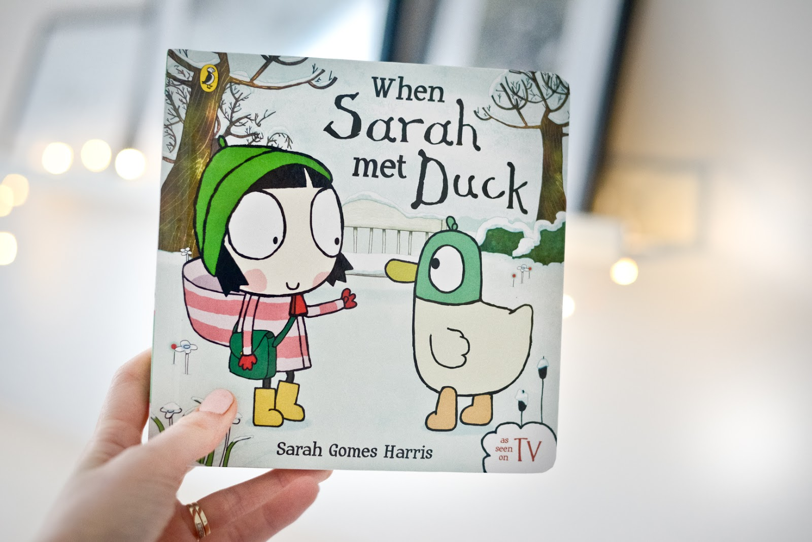 When Sarah Met Duck