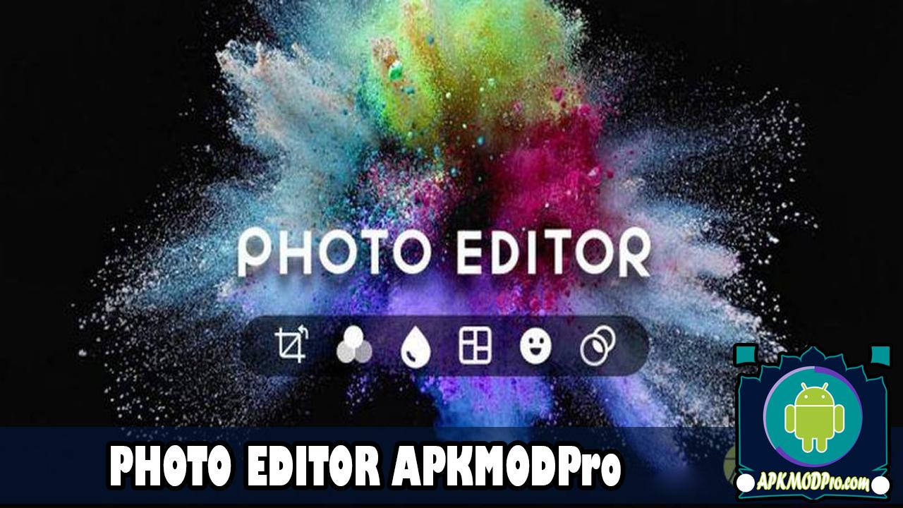 Download Photo Editor Pro MOD APK v1.242.55 (Unlocked) Terbaru 2020