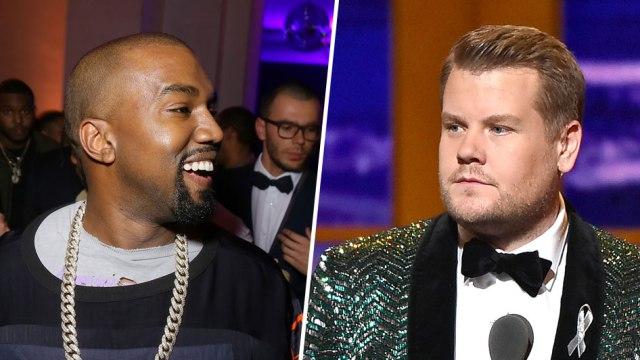 """Kanye West ha cancelado dos veces su participación en """"Carpool Karaoke""""."""