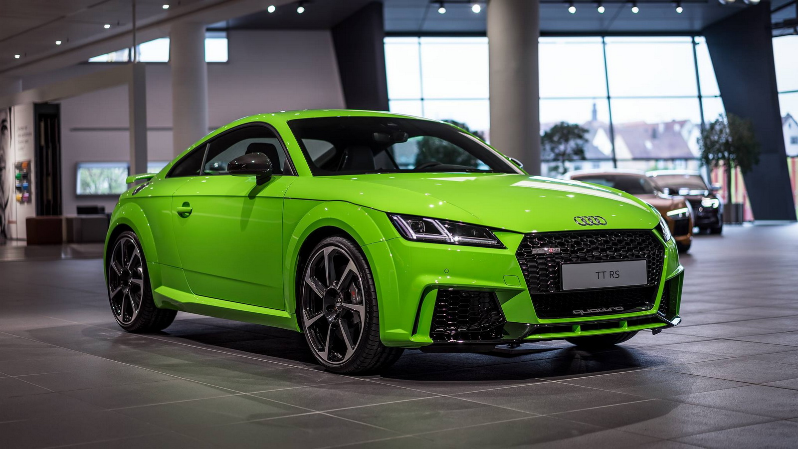 2017 Audi Tt Rs Design Features Reviews And Release Date
