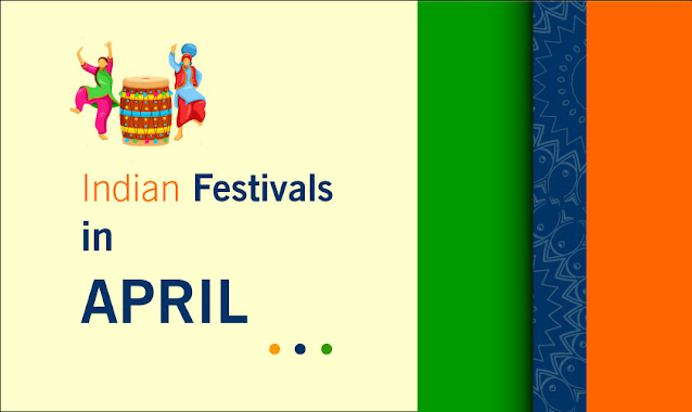 Indian Festivals in April