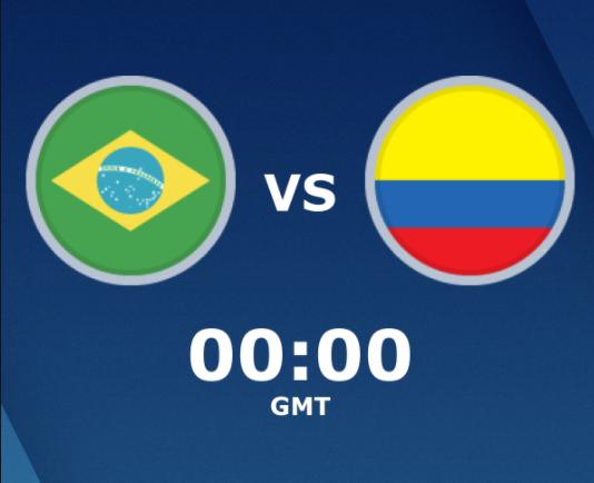 بث مباشر مباراة البرازيل والاكوادور