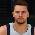 Luka Doncic Cyberface, hair and body Model By VinDragon [FOR 2K21]