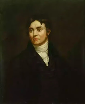 Coleridge born at Ottery St. Mary in Devonshire and educated at Christ's Hospital and Cambridge, Coleridge was enisted in the Light Dragoons in France.