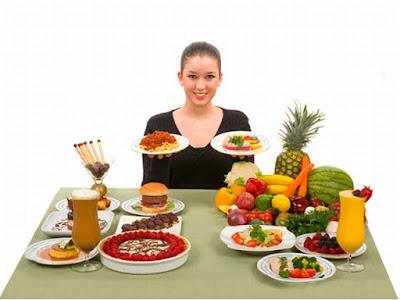 Thay đổi thói quen ăn uống giúp tăng cân cho nữ gầy