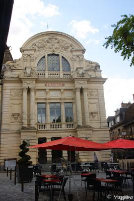 Il Teatro cittadino di Fougeres