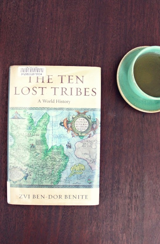 The Ten Lost Tribes - What I'm Reading | Land of Honey