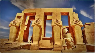 Famous Temples in Ancient Egypt