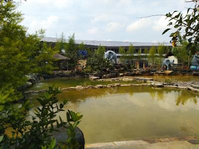 Santa Sea Water Park Sukabumi