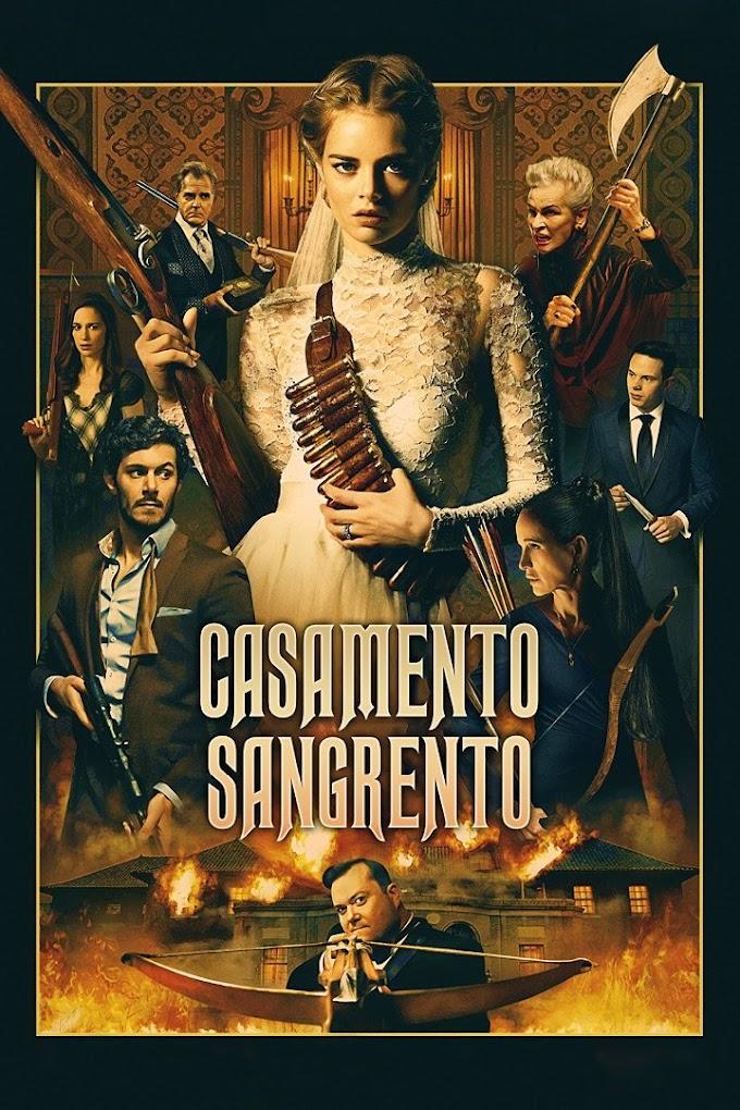 """Terror Underground #20: """"Casamento Sangrento"""" (2019)"""