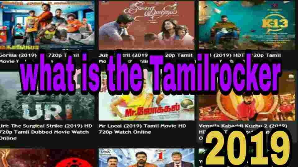 Tamilrocker Hindi and Dubbed Movies / Tamilrocker Hindi and