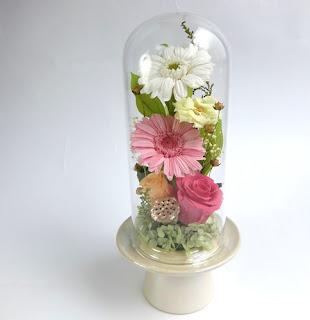 プリザーブドフラワーガーベラ供養花