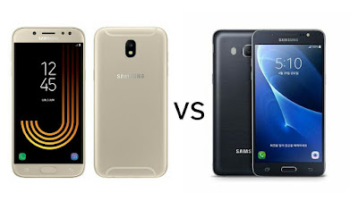Samsung Galaxy J5 2017 vs Samsung Galaxy J5 2016