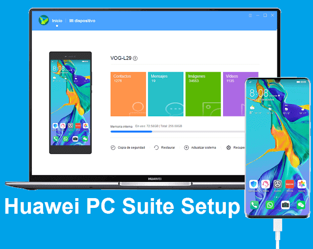Huawei-PC-Suite-Setup