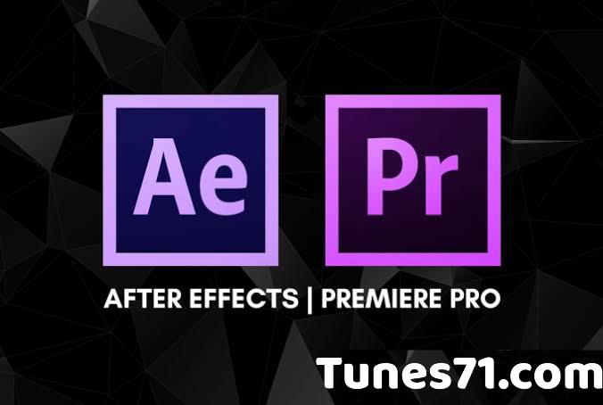 After Effect & premier pro