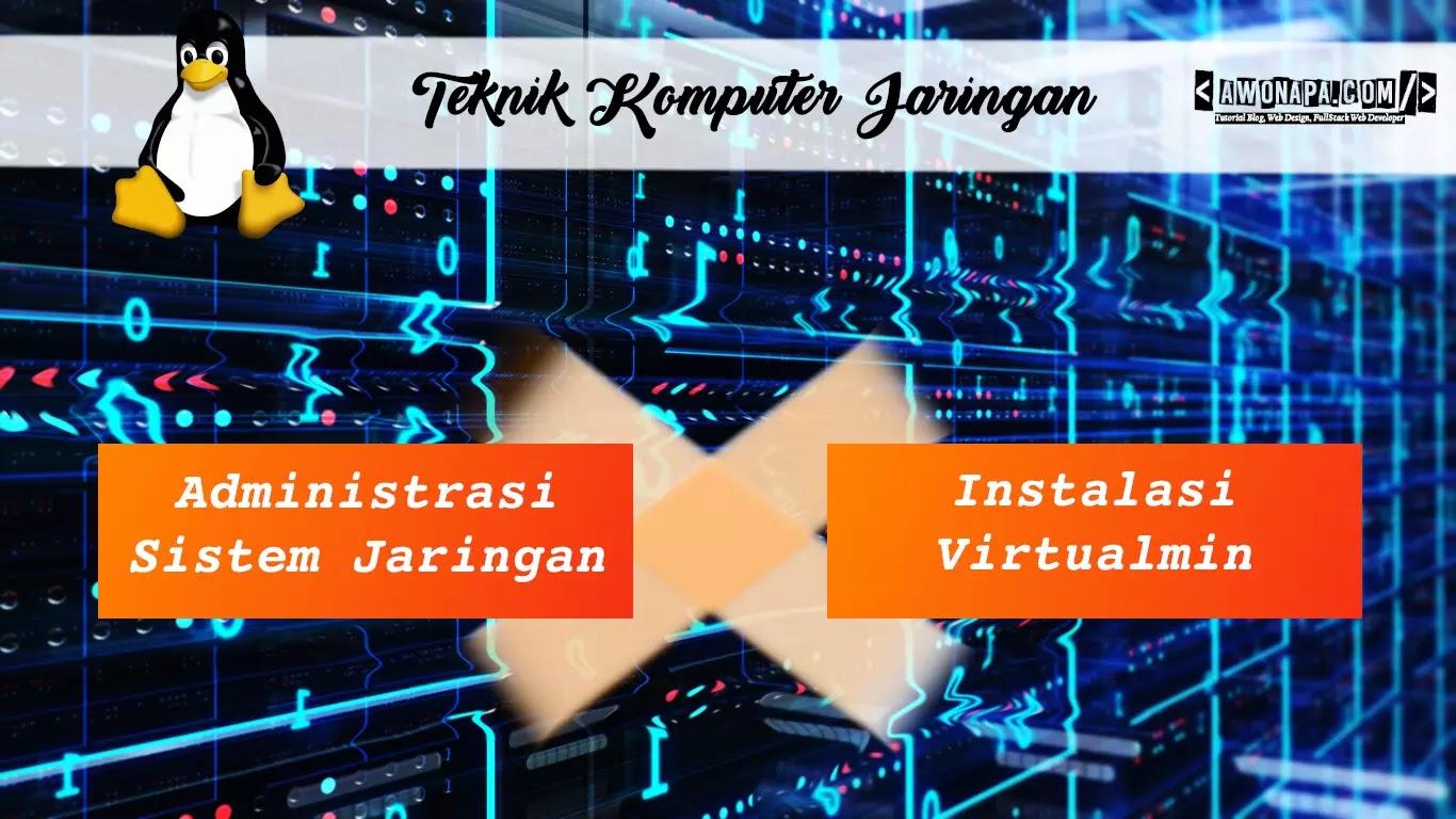 Tutorial Install Virtualmin