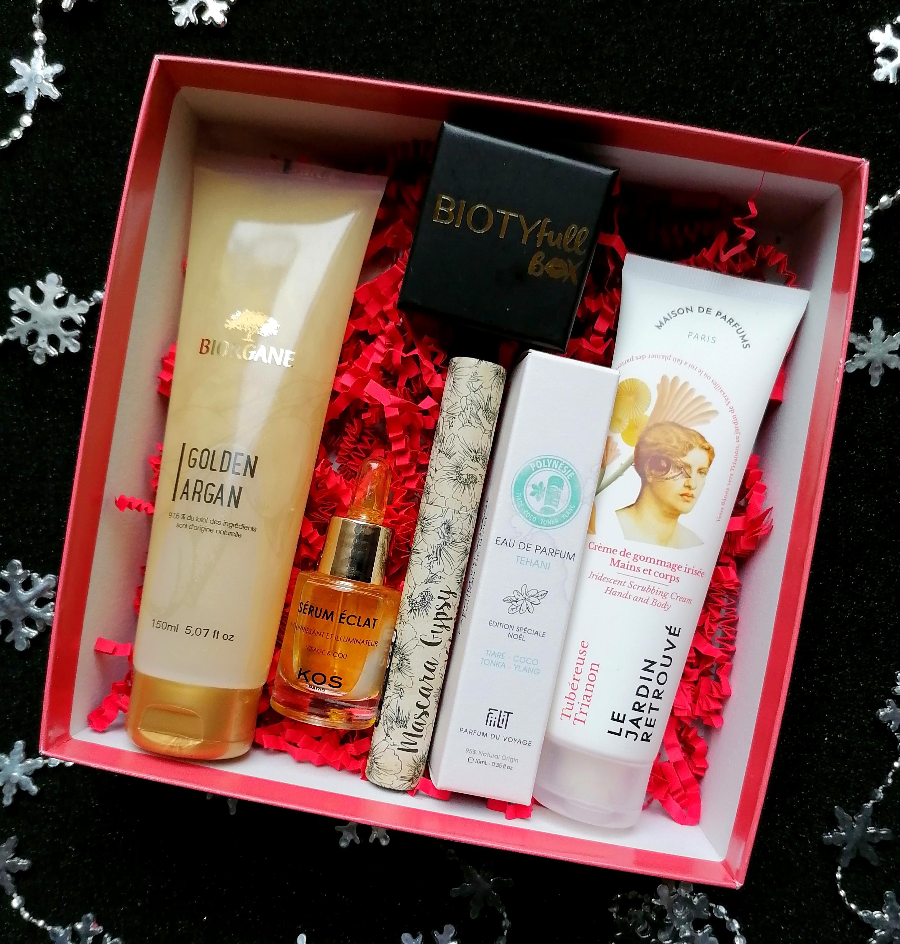 Biotyfull Box  La Précieuse de Noël 2020! ✨