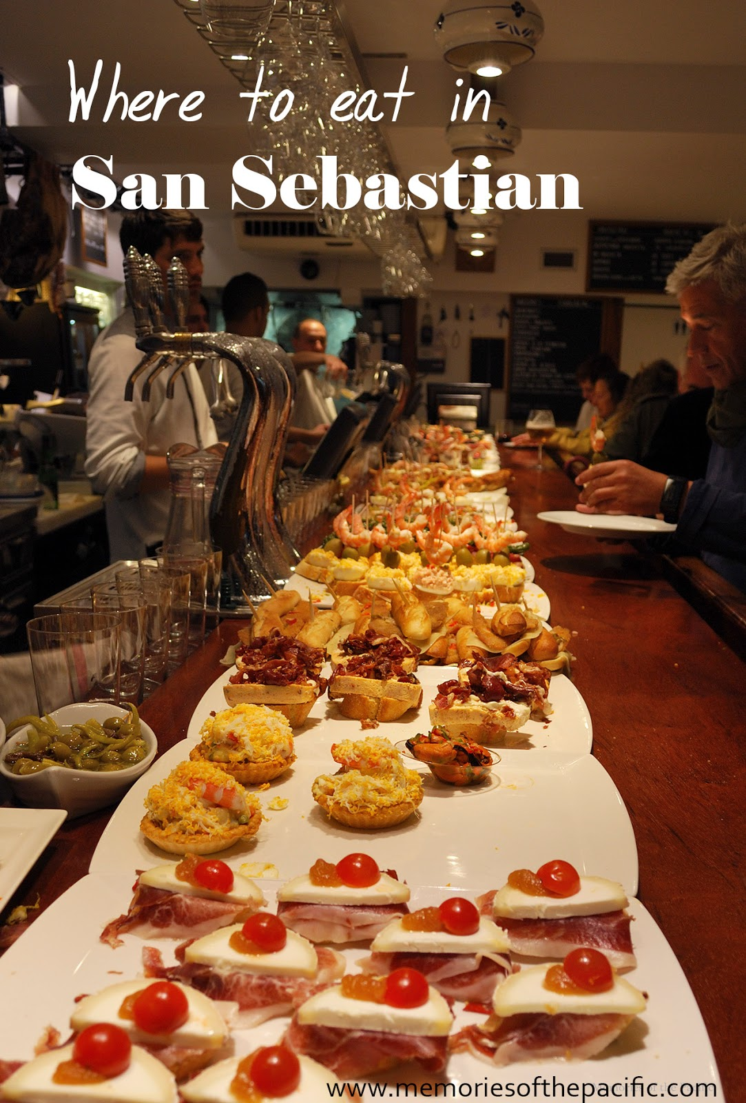 where to eat pintxos in san sebastian