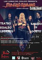 Teatro Egaleo, Leganés (Madrid) 29.08.2020