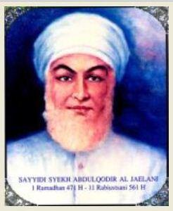 MANAQIB SAYYIDI SYEKH ABDUL QODIR AL-JAILANI QS (BASA SUNDA)