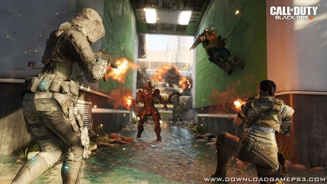 Call of Duty Black Ops 3 (ps3 iso) ~ All android pc games apps