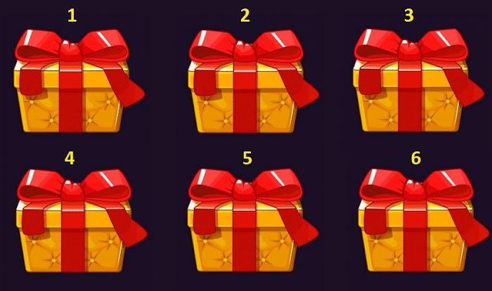 Открой любой подарок и узнай, какой сюрприз тебе приготовил 2020 год