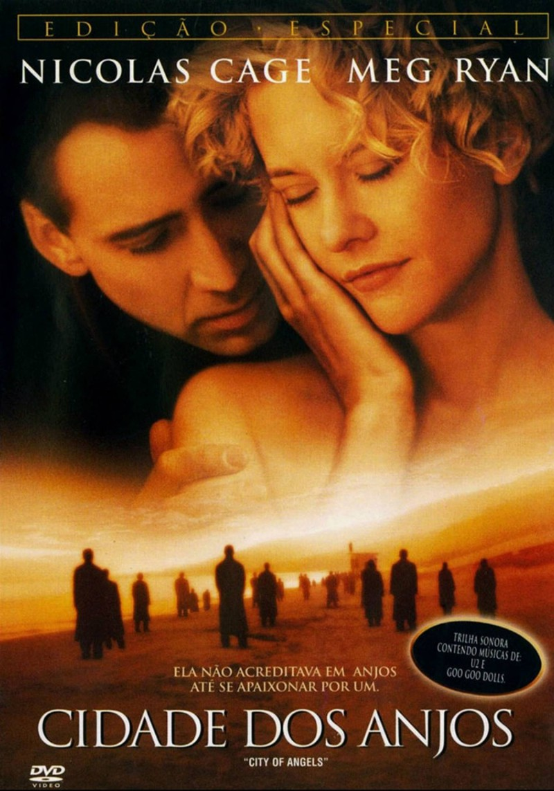 Cidade dos Anjos um filme sobre a vida e a eternidade