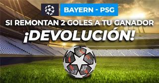 Paston promo PSG vs Bayern 13-4-2021