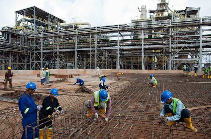 Công nhân xây dựng là một trong những nghề nguy hiểm nhất