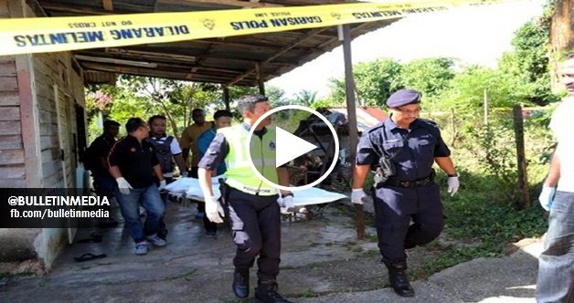 [Video] Suami disyaki tumbuk dan belasah isteri umur 17 tahun sampai mati