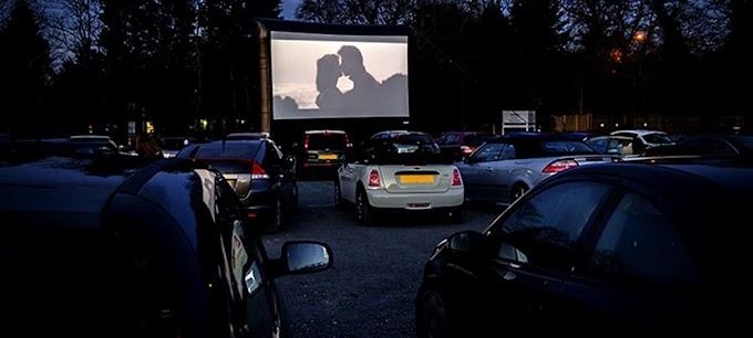 Projeto Cine Drive-in BV terá exibições a partir do dia 7